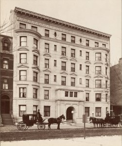 333 Commonwealth (ca. 1895); courtesy of the Print Department, Boston Public Library