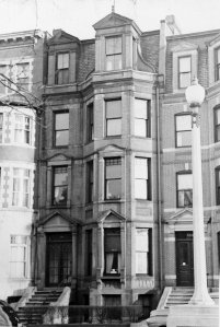 336 Commonwealth (ca. 1942), photograph by Bainbridge Bunting, courtesy of The Gleason Partnership