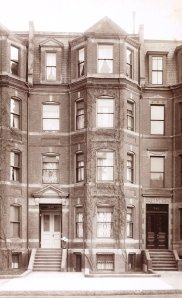 340 Commonwealth (ca. 1900-1910), Dowse family album, courtesy of Historic New England