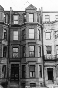 352 Commonwealth (ca. 1942), photograph by Bainbridge Bunting, courtesy of The Gleason Partnership