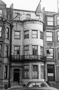 354 Commonwealth (ca. 1942), photograph by Bainbridge Bunting, courtesy of The Gleason Partnership