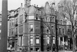 277 Dartmouth (ca. 1942), photograph by Bainbridge Bunting, courtesy of The Gleason Partnership