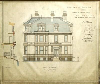Dartmouth façade