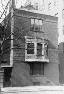 17 Exeter (ca. 1942), photograph by Bainbridge Bunting, courtesy of The Gleason Partnership