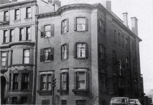 2 Gloucester (404 Beacon) (ca. 1942), photograph by Bainbridge Bunting, courtesy of the Boston Athenaeum