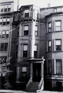 2 Marlborough (ca. 1942), photograph by Bainbridge Bunting, courtesy of the Boston Athenaeum