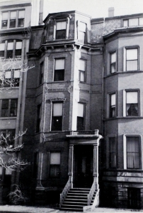 2 Marlborough (ca. 1942), photograph by Bainbridge Bunting, courtesy of the Boston Athenaeum