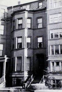 4 Marlborough (ca. 1942), photograph by Bainbridge Bunting, courtesy of the Boston Athenaeum
