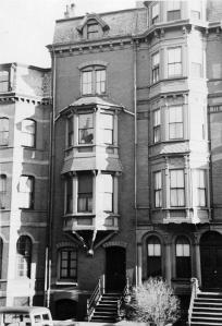14 Marlborough (ca. 1942), photograph by Bainbridge Bunting, courtesy of The Gleason Partnership