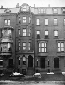 14-18 Marlborough (ca. 1885), courtesy of the Bostonian Society