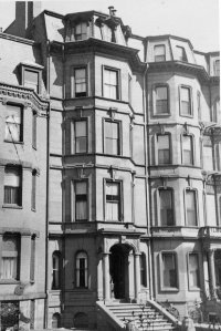 17 Marlborough (ca. 1942), photograph by Bainbridge Bunting, courtesy of The Gleason Partnership