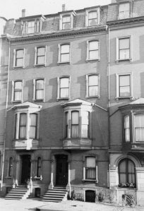 18-20 Marlborough (ca. 1942), photograph by Bainbridge Bunting, courtesy of The Gleason Partnership