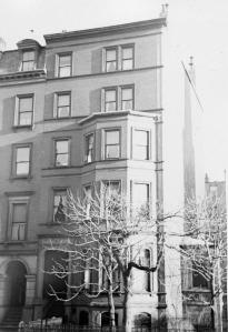 32 Marlborough (ca. 1942), photograph by Bainbridge Bunting, courtesy of The Gleason Partnership