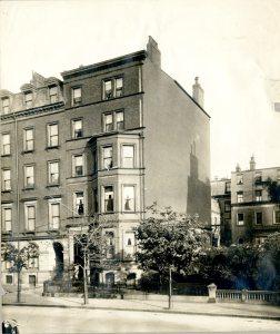 32 Marlborough (ca. 1920), courtesy of the Boston Athenaeum