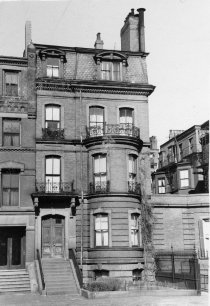 57 Marlborough (ca. 1942), photograph by Bainbridge Bunting, courtesy of The Gleason Partnership