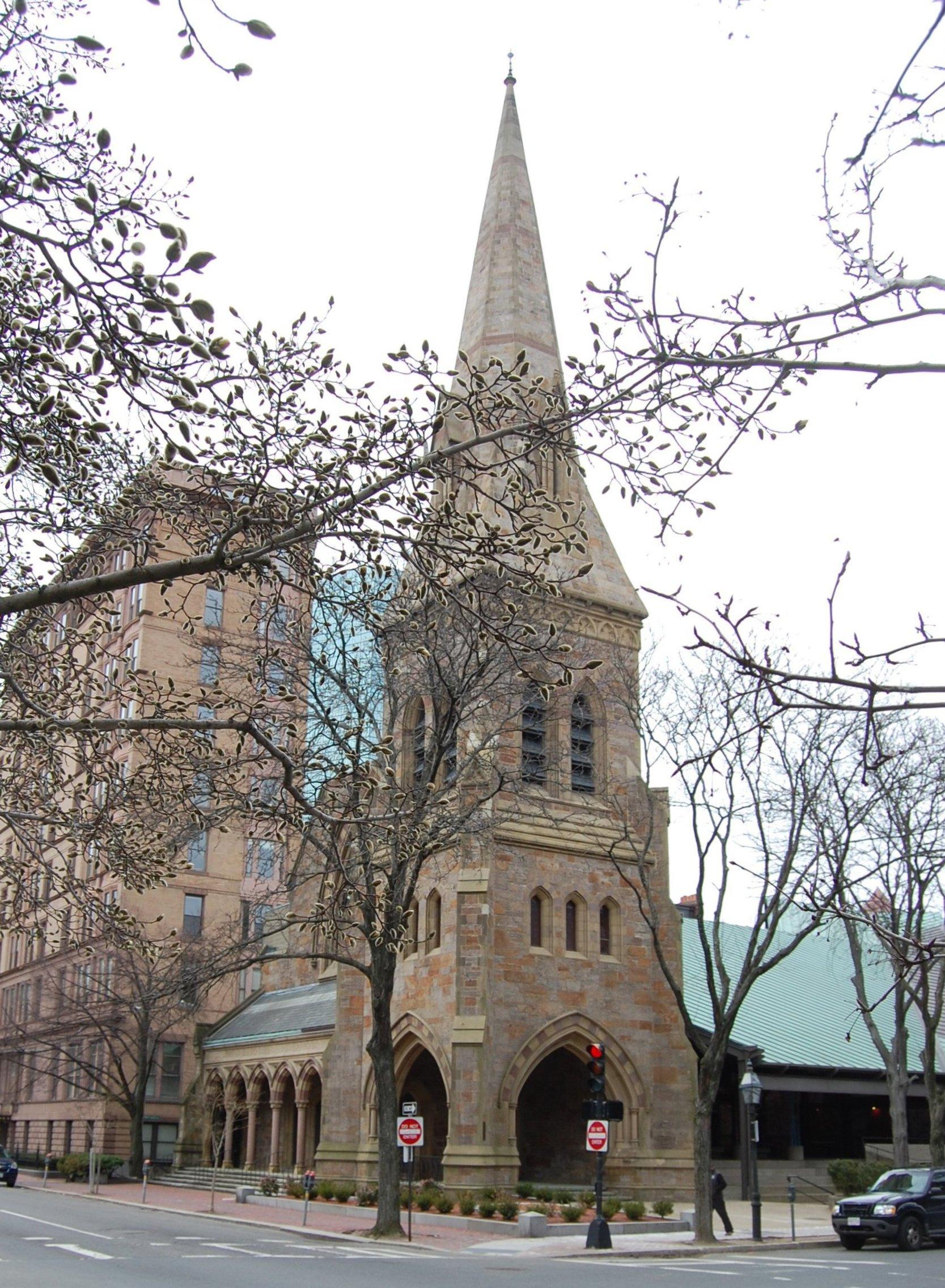 60 64 marlborough 294 berkeley first church boston for First ch