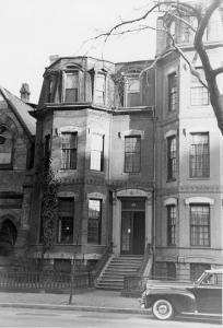 66 Marlborough (ca. 1942), photograph by Bainbridge Bunting, courtesy of The Gleason Partnership