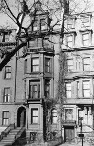 67 Marlborough (ca. 1942), photograph by Bainbridge Bunting, courtesy of The Gleason Partnership