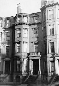 70 Marlborough (ca. 1942), photograph by Bainbridge Bunting, courtesy of The Gleason Partnership