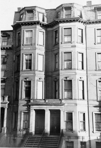 72-74 Marlborough (ca. 1942), photograph by Bainbridge Bunting, courtesy of The Gleason Partnership