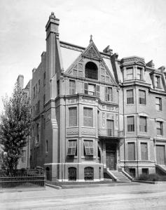 133-135 Marlborough (ca. 1890), courtesy of the Bostonian Society