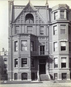 135 Marlborough (ca. 1890); Ryerson and Burnham Archives, The Art Institute of Chicago (Digital file #51194)