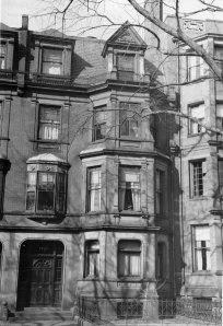 171 Marlborough (ca. 1942), photograph by Bainbridge Bunting, courtesy of The Gleason Partnership