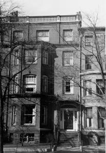 183 Marlborough (ca. 1942), photograph by Bainbridge Bunting, courtesy of The Gleason Partnership