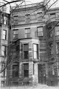 184 Marlborough (ca. 1942), photograph by Bainbridge Bunting, courtesy of The Gleason Partnership