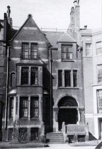 191 Marlborough (ca. 1942), photograph by Bainbridge Bunting, courtesy of the Boston Athenaeum