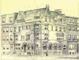 16 Exeter (196 Marlborough); The American Architect and Building News, 11Dec1886