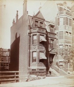 249 Marlborough (ca. 1885); Soule Photograph Company, courtesy of Historic New England