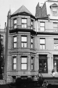 279 Marlborough (ca. 1942), photograph by Bainbridge Bunting, courtesy of The Gleason Partnership