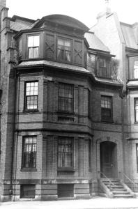 9 Fairfield (ca. 1942), photograph by Bainbridge Bunting, courtesy of The Gleason Partnership