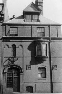 12 Fairfield (ca. 1942), photograph by Bainbridge Bunting, courtesy of The Gleason Partnership