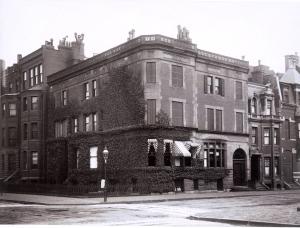 16 Fairfield (1902); courtesy of the Boston Athenaeum