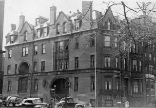29 Fairfield (ca. 1942), photograph by Bainbridge Bunting, courtesy of The Gleason Partnership
