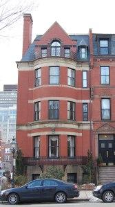 29 Fairfield, Commonwealth façade (2013)