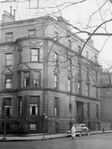 30 Fairfield (ca. 1942), photograph by Bainbridge Bunting, courtesy of The Gleason Partnership