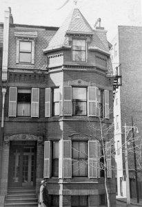 31 Fairfield (ca. 1942), photograph by Bainbridge Bunting, courtesy of The Gleason Partnership