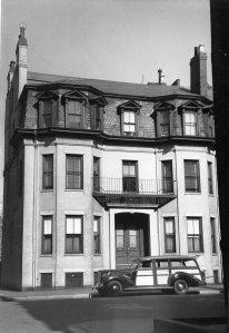 3 Gloucester (ca. 1942), photograph by Bainbridge Bunting, courtesy of The Gleason Partnership