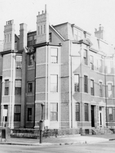 9 Gloucester (ca. 1942), photograph by Bainbridge Bunting, courtesy of The Gleason Partnership