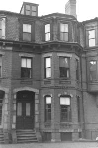 10 Gloucester (ca. 1942), photograph by Bainbridge Bunting, courtesy of The Gleason Partnership