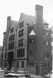 20 Gloucester (ca. 1942), photograph by Bainbridge Bunting, courtesy of The Gleason Partnership