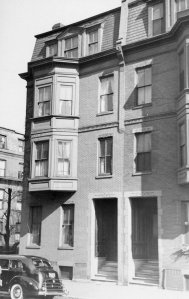 14 Hereford (ca. 1942), photograph by Bainbridge Bunting, courtesy of The Gleason Partnership