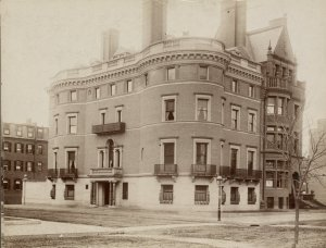 32 Hereford (ca. 1884); courtesy of the Print Department, Boston Public Library