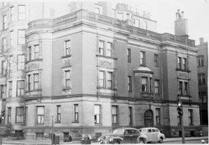40 Hereford (ca. 1942), photograph by Bainbridge Bunting, courtesy of The Gleason Partnership