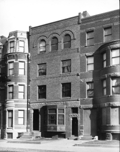 248 Marlborough (ca. 1888); Soule Photograph Company, courtesy of Historic New England