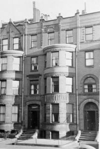 256 Marlborough (ca. 1942), photograph by Bainbridge Bunting, courtesy of The Gleason Partnership