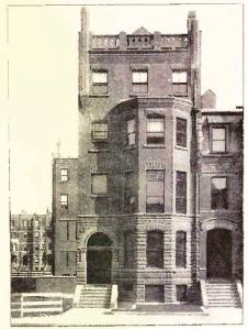 272 Marlborough, The American Architect and Building News, 26Jul1884